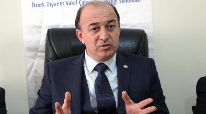 Din-Bir-Sen Genel Başkanı Özdemir: ODTÜ rektörü değişmeli