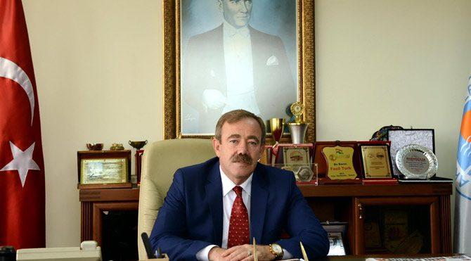 Akdeniz Belediye Başkanı gözaltına alındı