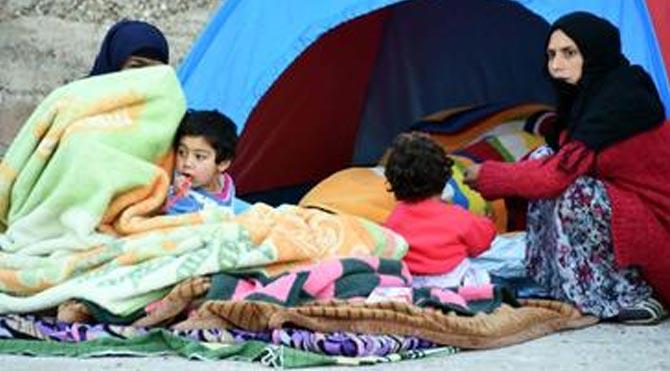 Suriye tasarısı BM Güvenlik Konseyi'nde kabul edildi