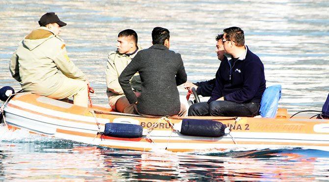 Ege'de facia: 4 göçmen öldü