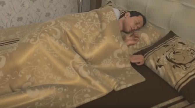 Bu yatak, depremde hayat kurtaracak!