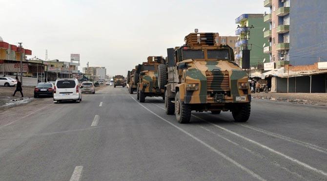 Hakkari'de bazı yerler 'özel güvenlik bölgesi' ilan edildi