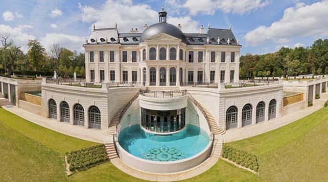 Satışı gerçekleşen dünyanın en pahalı evi: Şato 14. Louis