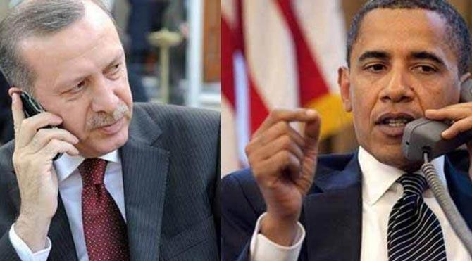 Obama'dan Erdoğan'a Musul talimatı!