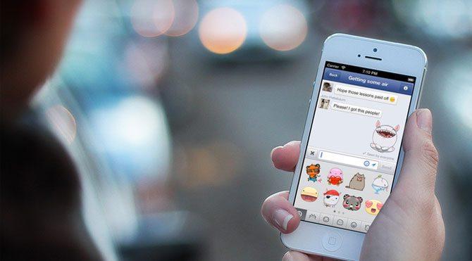 Facebook Messenger güncellendi
