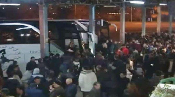 110 bin Kosovalı ülkeyi terk etti!