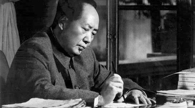 Mao'nun mektubu 910 bin dolar