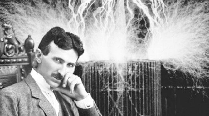 Tesla'nın yaşamı film oluyor