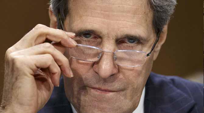 Kerry'den Suriye anlaşması yorumu