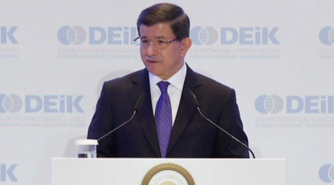 """Davutoğlu: """"O iddialar yalan ve iftira"""""""