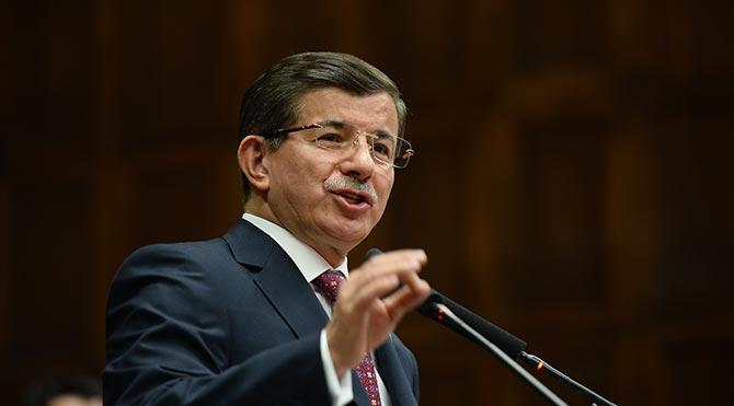Davutoğlu: Her gence 50 bin lira destek vereceğiz