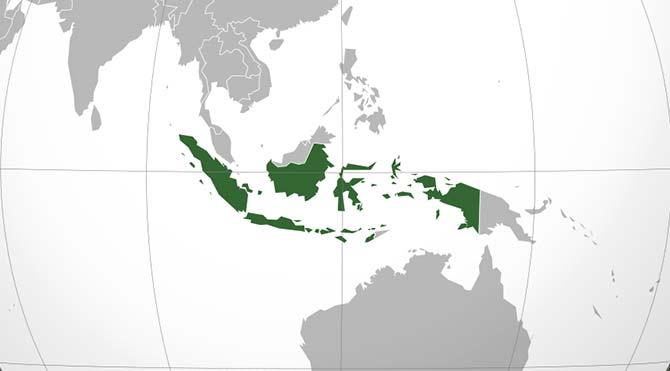 Endonezya açıklarında 100 kişi taşıyan tekne battı