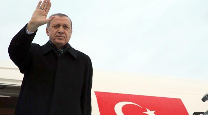 Erdoğan Ak Saray'a tamamen yerleşti!
