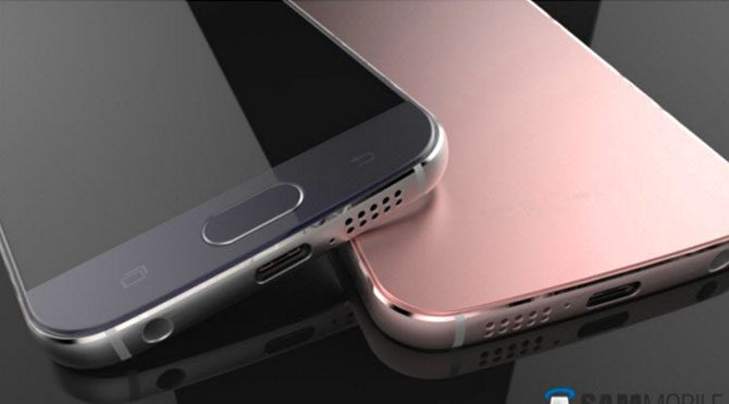 Galaxy S7'nin konsepti hazırlandı