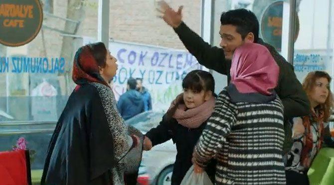 """'Kiralık Aşk'ta """"Ankara"""" göndermesi"""
