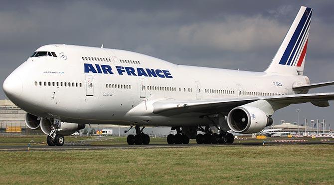 Fransız yolcu uçağında bomba
