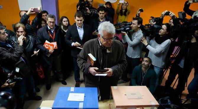 İspanya'da bugün seçim günü