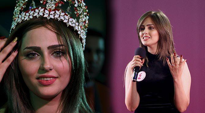 Irak'ta 43 yıldan sonra güzellik yarışması