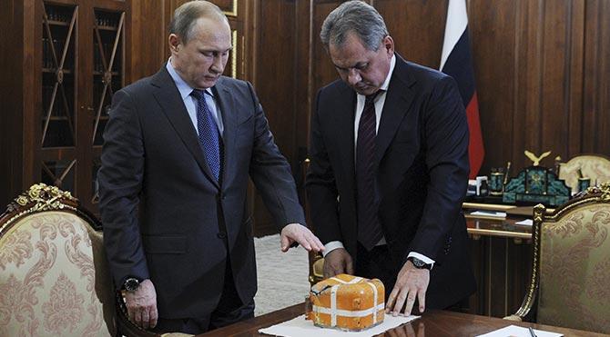 Rusya: Uçağın karakutusu hasarlı
