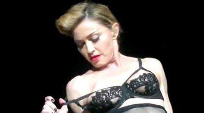 Madonna o iddiaları yalanladı