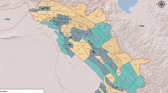 Hedef Barzani'nin doğalgazı