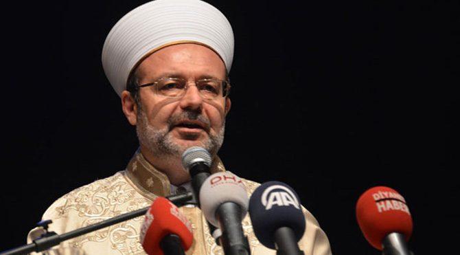 Mehmet Görmez'den tarihi İslam özeleştirisi