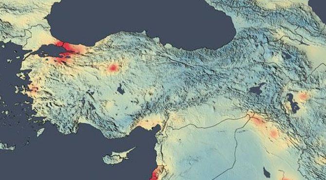 NASA'dan İstanbul için ürküten rapor