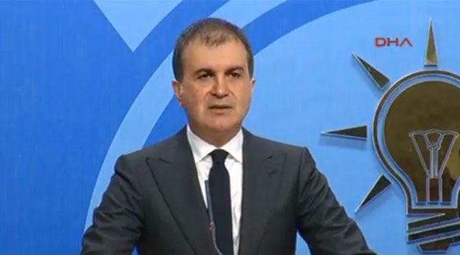 Çelik: İsrail, Türkiye'nin dostudur
