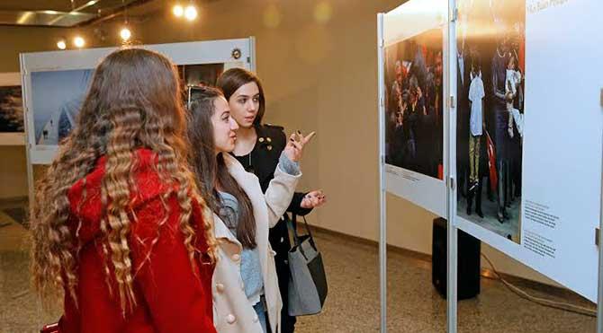 'Yılın Basın Fotoğrafları' kampüste sergileniyor!