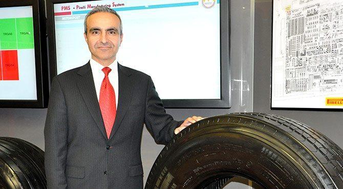 Pirelli'de yeni bölge CEO'su