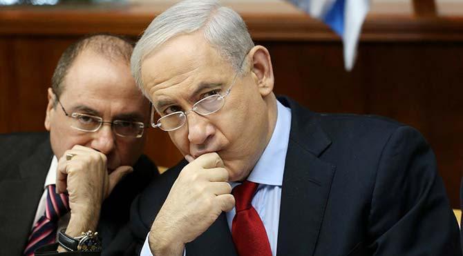 İsrailli bakandan 'cinsel taciz' istifası