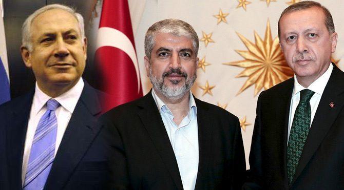 Hangisi dost İsrail mi suikast düzenlediği Halid Meşal mı?
