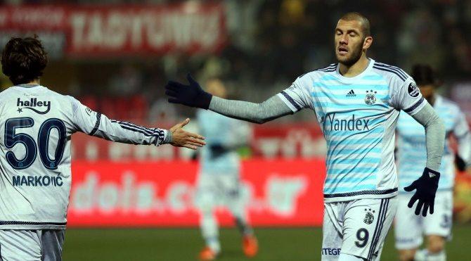 Gençlerbirliği Fenerbahçe Geniş Maç Özeti İzle