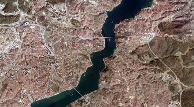 Göktürk-2, İstanbul'u fotoğrafladı