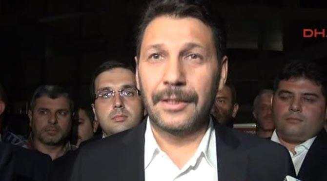 Memduh Boydak Erdoğan'a hakaretten ifade verdi