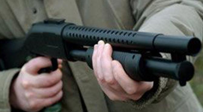 13 yaşındaki kız pompalı tüfekle vurularak öldü