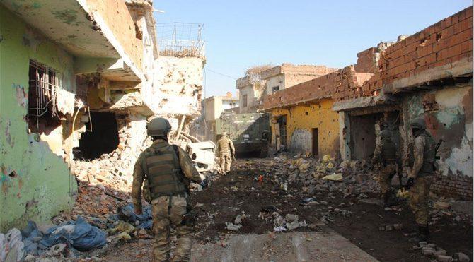 Sur'daki operasyonun görüntüleri ortaya çıktı