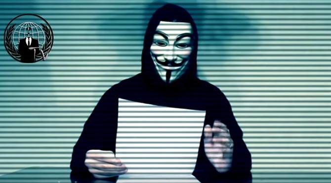 Anonymous, Türkiye'ye siber savaş ilan etti