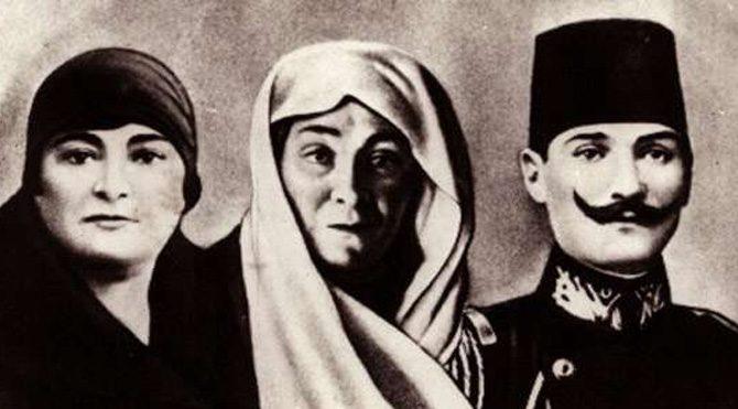 Atatürk'ün gizlenen ailesi!