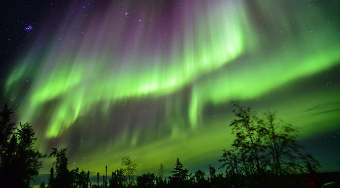 Kuzey ışıklarının gizemi çözüldü
