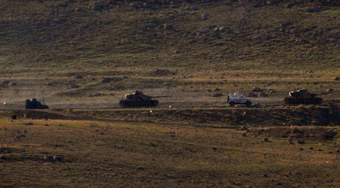 Cizre ve Silopi'de şiddetli çatışmalar