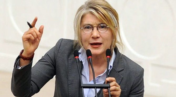 Emine Ülker Tarhan'dan HDP çıkışı