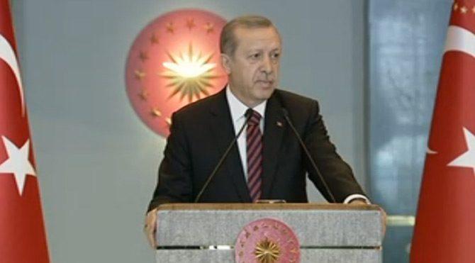 Erdoğan Ankara'da