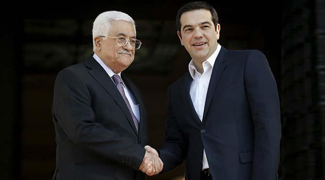 Yunanistan'dan Filistin'i tanımaya hazırlanıyor