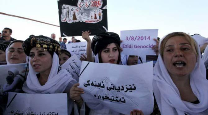 İngiliz milletvekilleri: IŞİD'in cinayetleri soykırım olarak tanınsın