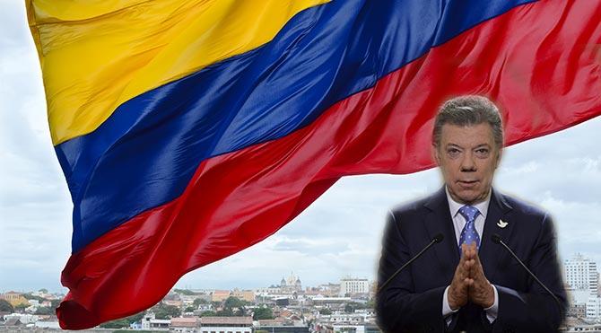 Kolombiya 27 yıl sonra özür diledi