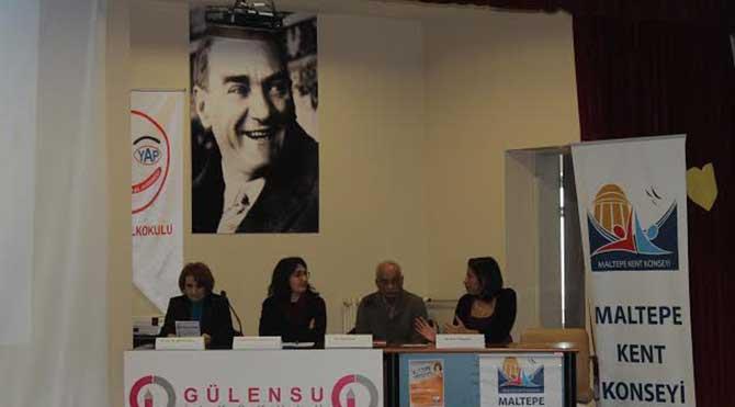 Kadınları bilinçlendirmek için kent konseyi ve ilkokul el ele verdi!