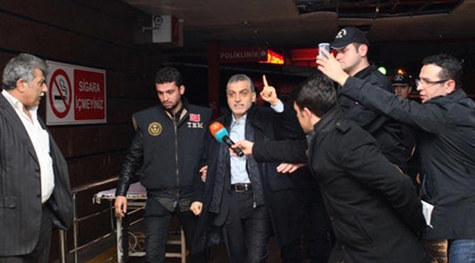 """""""Tahşiyecilere kumpas"""" davasına MİT Raporu ulaştı"""