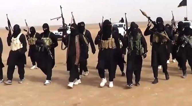 """""""IŞİD elindeki toprakların yüzde 14'ünü kaybetti"""""""