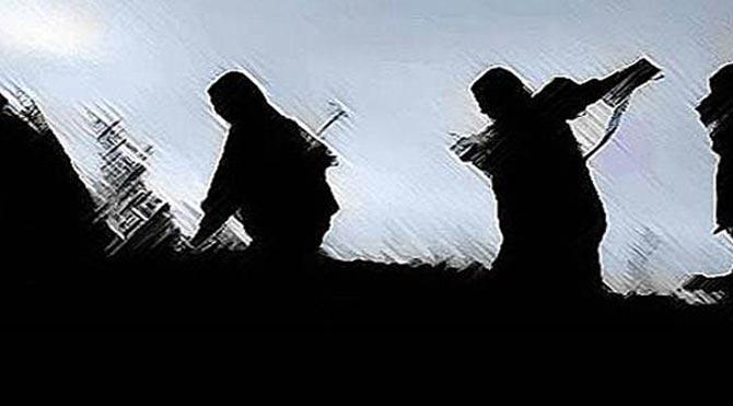 Polise roketli saldırı: 1 polis şehit